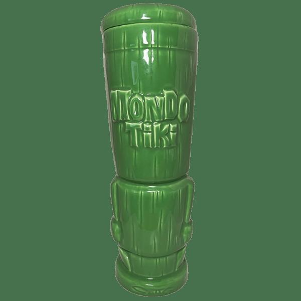 Back of Mondo Tiki Mug - SHAG - Green Edition
