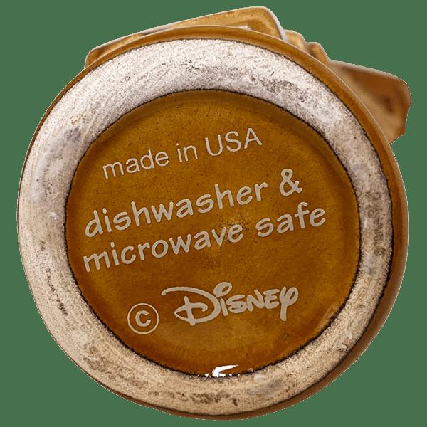 Bottom - Shaq Enchanted Tiki Room Mug - Disneyland - 40th Anniversary Edition