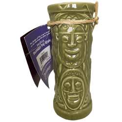 Front of Chanting Tiki Mug - Disneyland - Green Edition