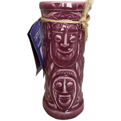 Front of Chanting Tiki Mug - Disneyland - Purple Edition