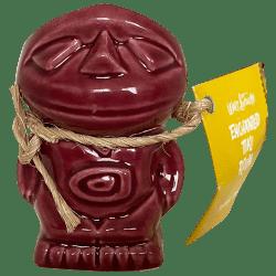 Front of Teeny Tiki Mug - Disneyland - Purple Edition