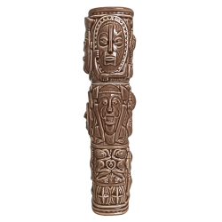 Front - Tiki Totem Stackable Mug - Disneyland - 1st Edition