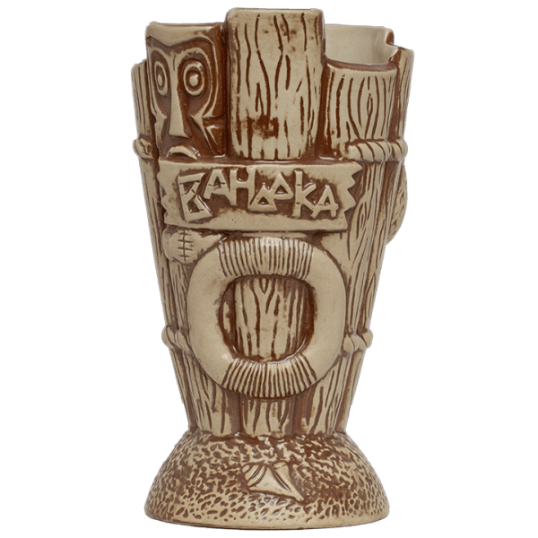 Front of Bahooka - Tiki Farm - 1st Edition
