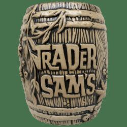 Front of Rum Barrel - Trader Sam's Enchanted Tiki Bar - 1st Edition