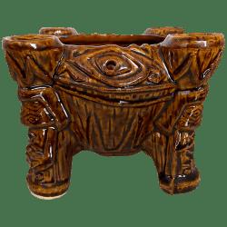 Front of Uh-oa! Bowl - Trader Sam's Enchanted Tiki Bar - 1st Edition