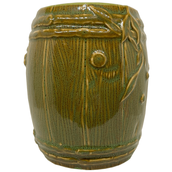 Back of Rum Barrel - Trader Sam's Enchanted Tiki Bar - 1st Edition Version 2