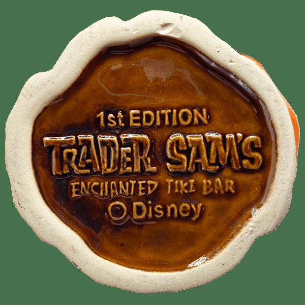 Bottom of Krakatoa - Trader Sam's Enchanted Tiki Bar - 1st Edition