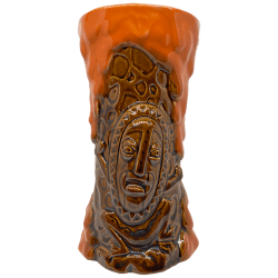 Front of Krakatoa - Trader Sam's Enchanted Tiki Bar - 1st Edition