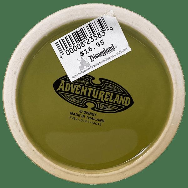 Bottom - Adventureland Shield - Disneyland - Open Edition