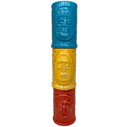 Front of Enchanted Tiki Room Stackers - Disneyland - Open Edition