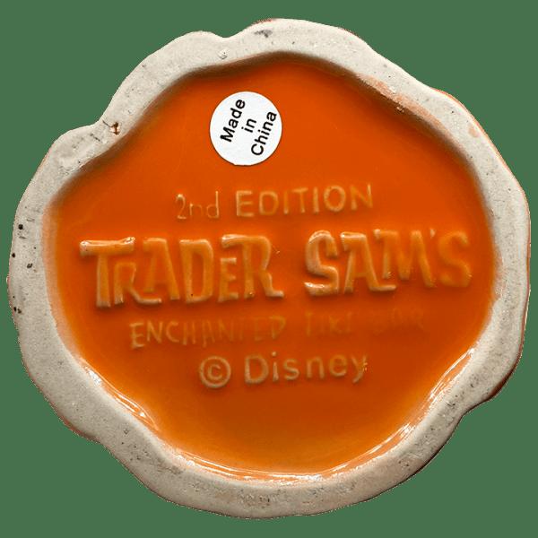 Bottom of Krakatoa - Trader Sam's Enchanted Tiki Bar - 2nd Edition