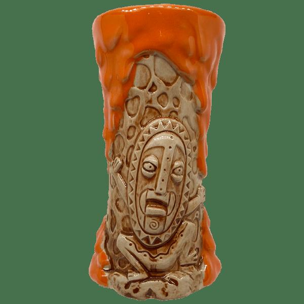 Front of Krakatoa - Trader Sam's Enchanted Tiki Bar - 2nd Edition