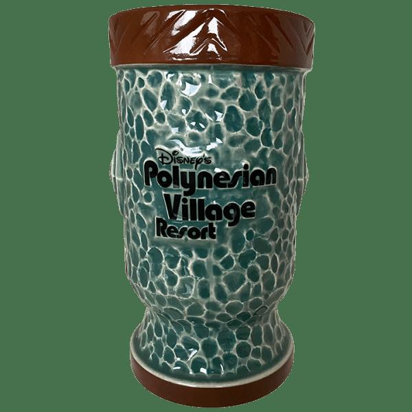 Back - Goblet - Disney's Polynesian Village Resort - 1st Edition