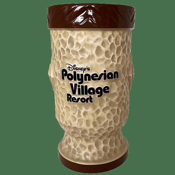 Back - Goblet - Disney's Polynesian Village Resort - 2nd Edition