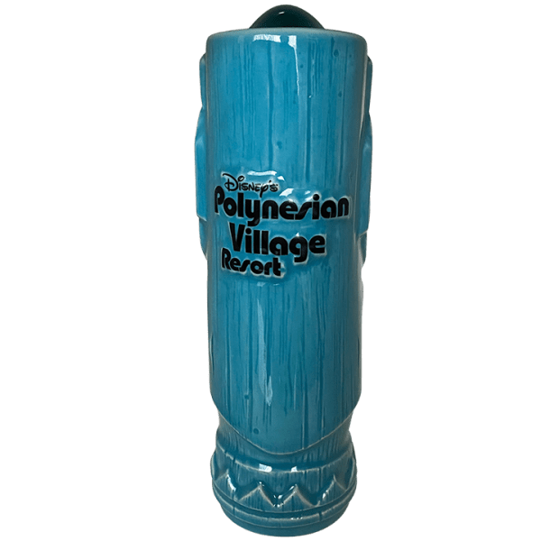 Back - Tall Tiki Mug - Disney's Polynesian Village Resort - 2nd Edition