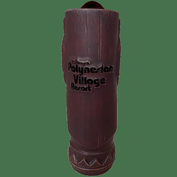 Back - Tall Tiki Mug - Disney's Polynesian Village Resort - 3rd Edition