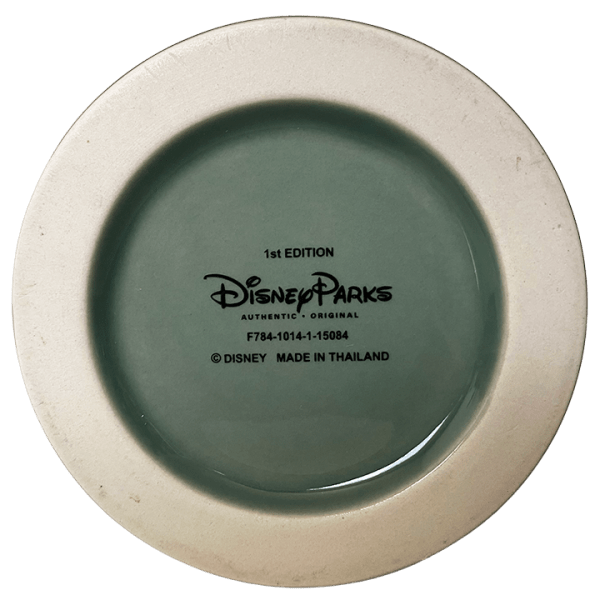 Bottom - Goblet - Disney's Polynesian Village Resort - 1st Edition