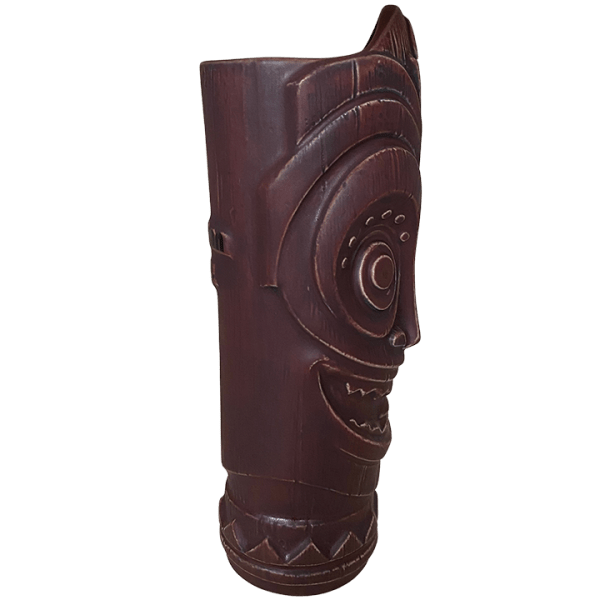 Side - Tall Tiki Mug - Disney's Polynesian Village Resort - 3rd Edition
