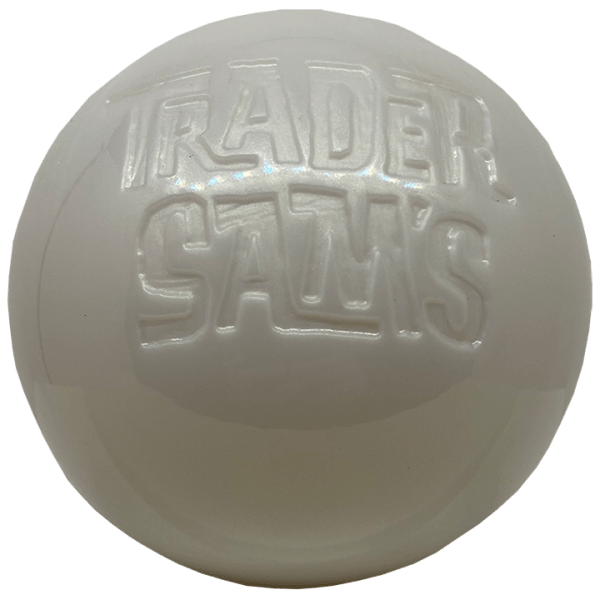 Front of Polynesian Pearl - Trader Sam's Grog Grotto - White
