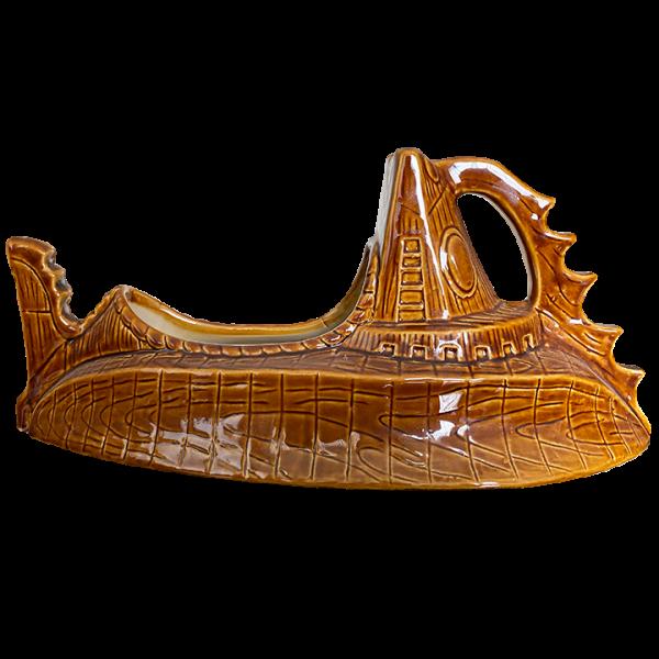 Back of Nautilus - Trader Sam's Grog Grotto - 1st Edition