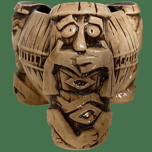 Back of Uh-oa! Bowl - Trader Sam's Grog Grotto - 1st Edition