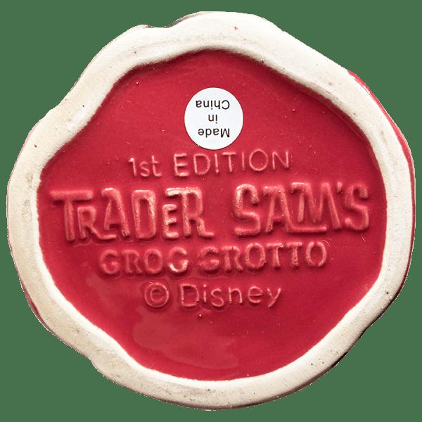 Bottom of Krakatoa - Trader Sam's Grog Grotto - 1st Edition