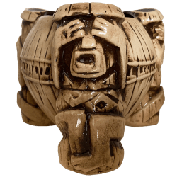 Front of Uh-oa! Bowl - Trader Sam's Grog Grotto - 1st Edition