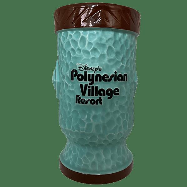 Back - Goblet - Disney's Polynesian Village Resort - 3rd Edition
