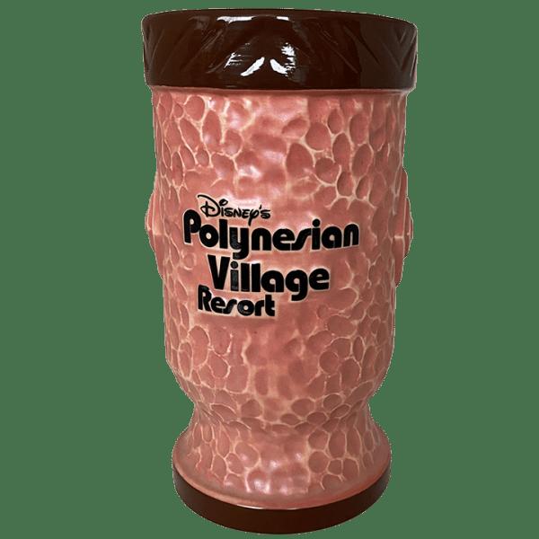 Back - Goblet - Disney's Polynesian Village Resort - 4th Edition