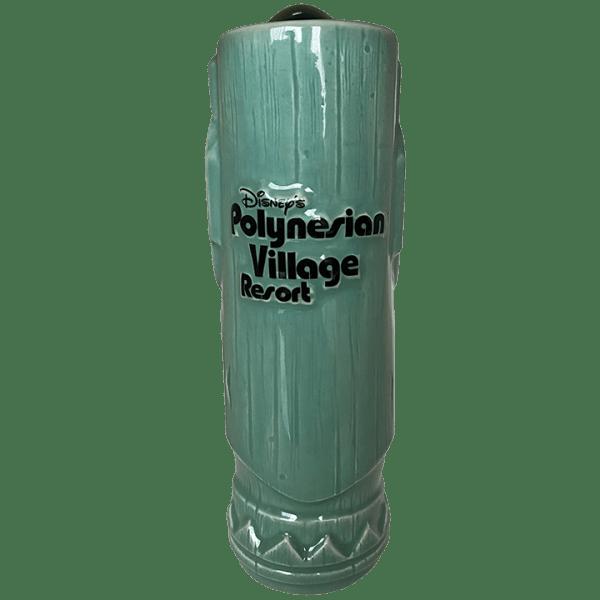 Back - Tall Tiki Mug - Disney's Polynesian Village Resort - 4th Edition