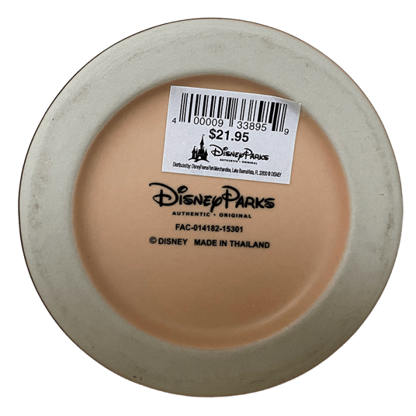 Bottom - Goblet - Disney's Polynesian Village Resort - 4th Edition