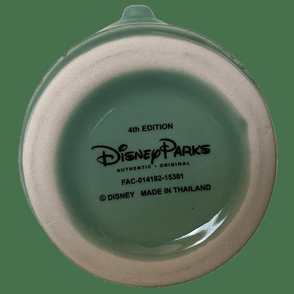 Bottom - Tall Tiki Mug - Disney's Polynesian Village Resort - 4th Edition