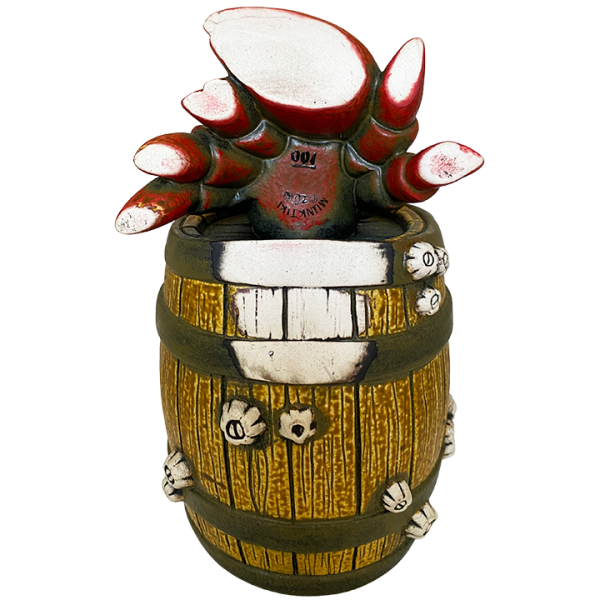 Bottom of Barrel Crab - Munktiki - Limited Edition