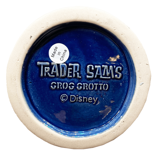 Bottom of Hitchhiking Ghosts - Trader Sam's Grog Grotto - 1st Edition