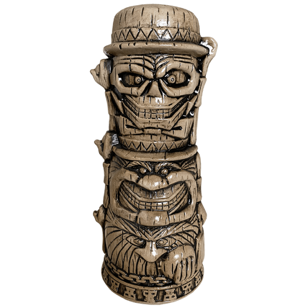 Front of Hitchhiking Ghosts Mug - Trader Sam's Enchanted Tiki Bar - 1st Edition