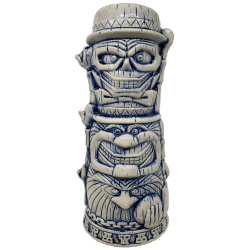 Front of Hitchhiking Ghosts - Trader Sam's Grog Grotto - 1st Edition
