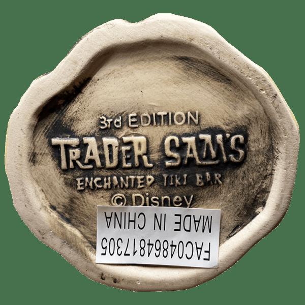Bottom of Krakatoa - Trader Sam's Enchanted Tiki Bar - 3rd Edition