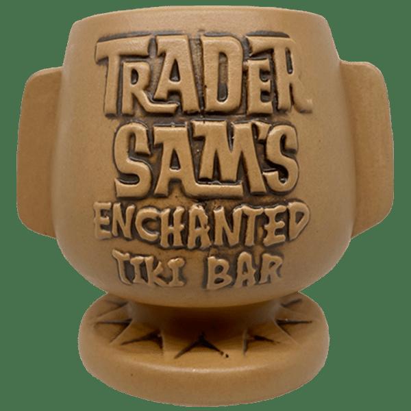 Back of HippopotoMai-Tai - Trader Sam's Enchanted Tiki Bar - 2nd Edition