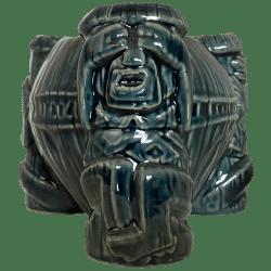 Front of Uh-oa! Bowl - Trader Sam's Enchanted Tiki Bar - 3rd Edition