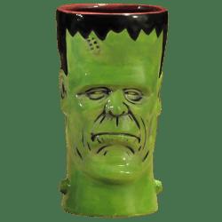Front of Monsterstein - Tiki Tiki Monster - Gangrene Edition