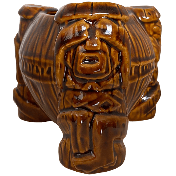 Front of Uh-oa! Bowl - Trader Sam's Grog Grotto - 2nd Edition