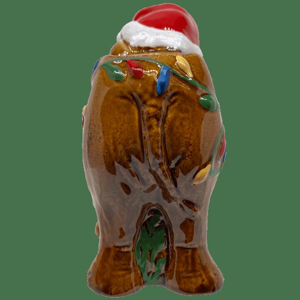 Back of Holiday Elephant - Trader Sam's Grog Grotto - 1st Edition