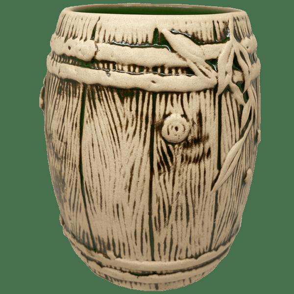 Back of Rum Barrel - Trader Sam's Enchanted Tiki Bar - 3rd Edition