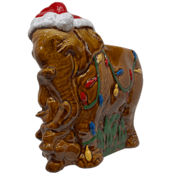 Front of Holiday Elephant for Trader Sam's Grog Grotto - 1st Edition