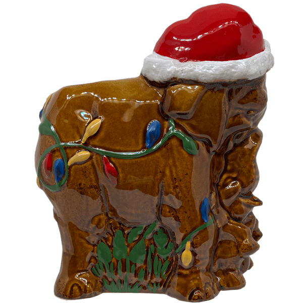 Side of Holiday Elephant - Trader Sam's Grog Grotto - 1st Edition