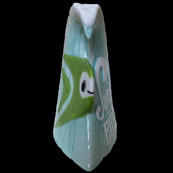 Side - Surf Bob - Munktiki - Green Edition