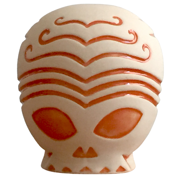 Front - Flaming Skull Mug - The Inferno Room - Open Edition