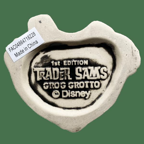 Bottom of Hatbox Ghost - Trader Sam's Grog Grotto - 1st Edition