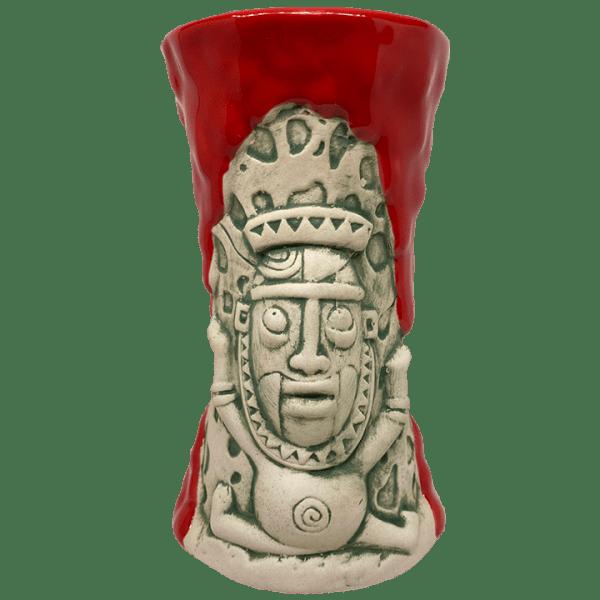 Back of Krakatoa - Trader Sam's Grog Grotto - 3rd Edition