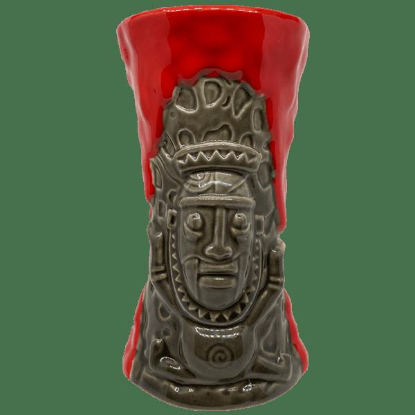 Back of Krakatoa - Trader Sam's Enchanted Tiki Bar - 4th Edition